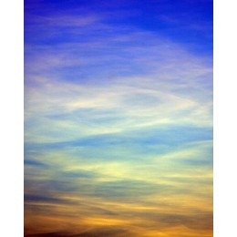 Dawn Sky over Bitterne Park 2, Print and Canvas